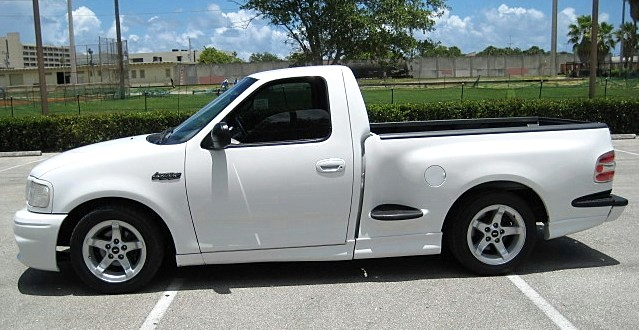 Lightning SVT & 1999 Ford Lightning SVT - Hotchkis Sport Suspension - South Florida
