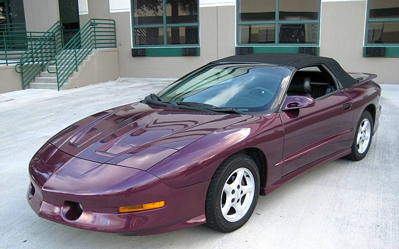 1996 Trans Am Convertible